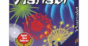 Hanabi Card Game Box