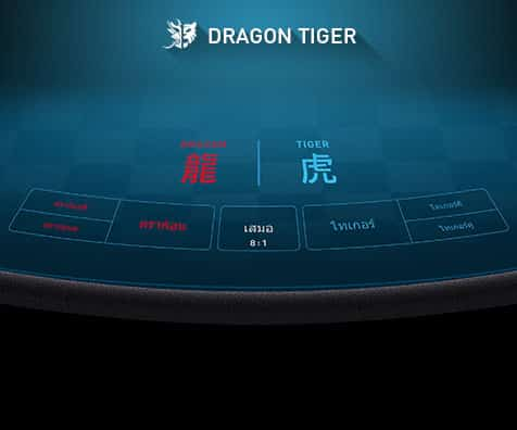 dragon-tiger w88