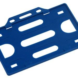 Porta-Credencial de Plástico