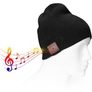 Gorro de Lana Bluetooth