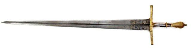 15th Italian Parade Sword