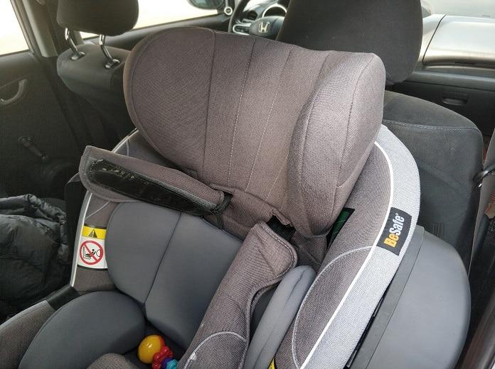 besafe izi turn en iyi bebek oto koltugu baslık