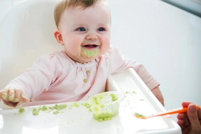 yemek yiyen bebek en iyi bebek test dogru yada yanlis