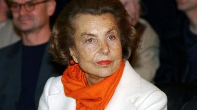Liliane Bettenocourt