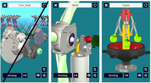 3D Engineering Animations: Third Dimension