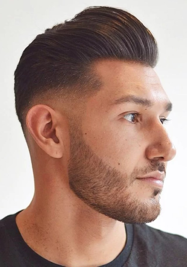 229 pompadour hairstyles from classic to greaser