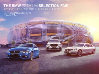 1. The BMW Premium Selection Fair