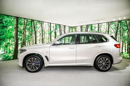 5. The New BMW X5 xDrive45e M Sport