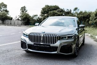 The New BMW 740Le xDrive M Sport (2)
