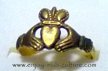 Traditions Of Irish Claddagh Rings