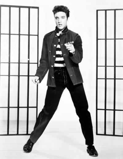Elvis Jailhouse Rock Color