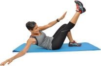 workout for beginners at home