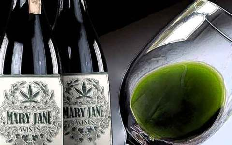 What! Cannabis wine?