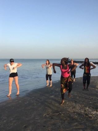 Dance on the beach (6)