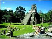La Gran Plaza, Tikal