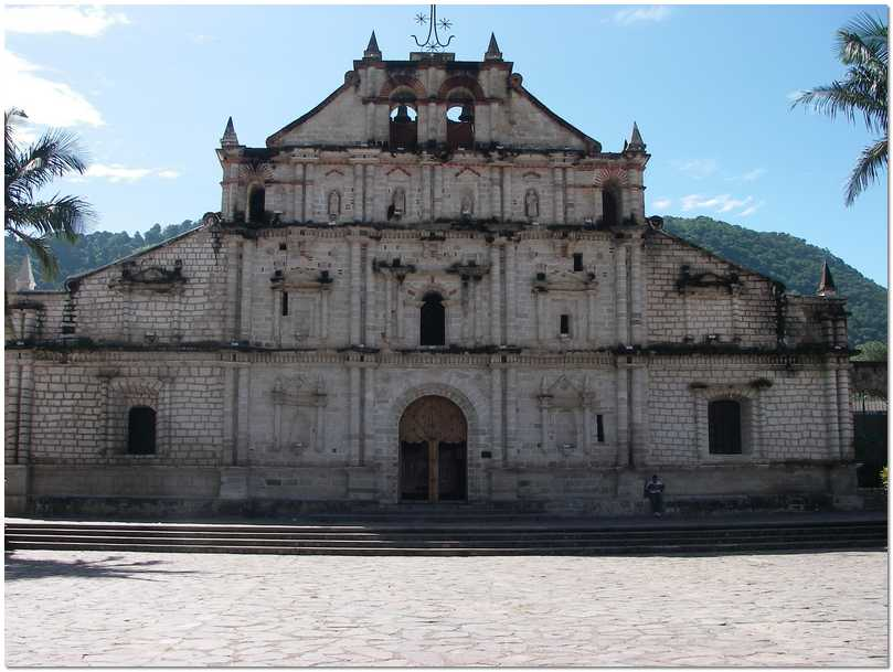 Cathedral in Panajachel