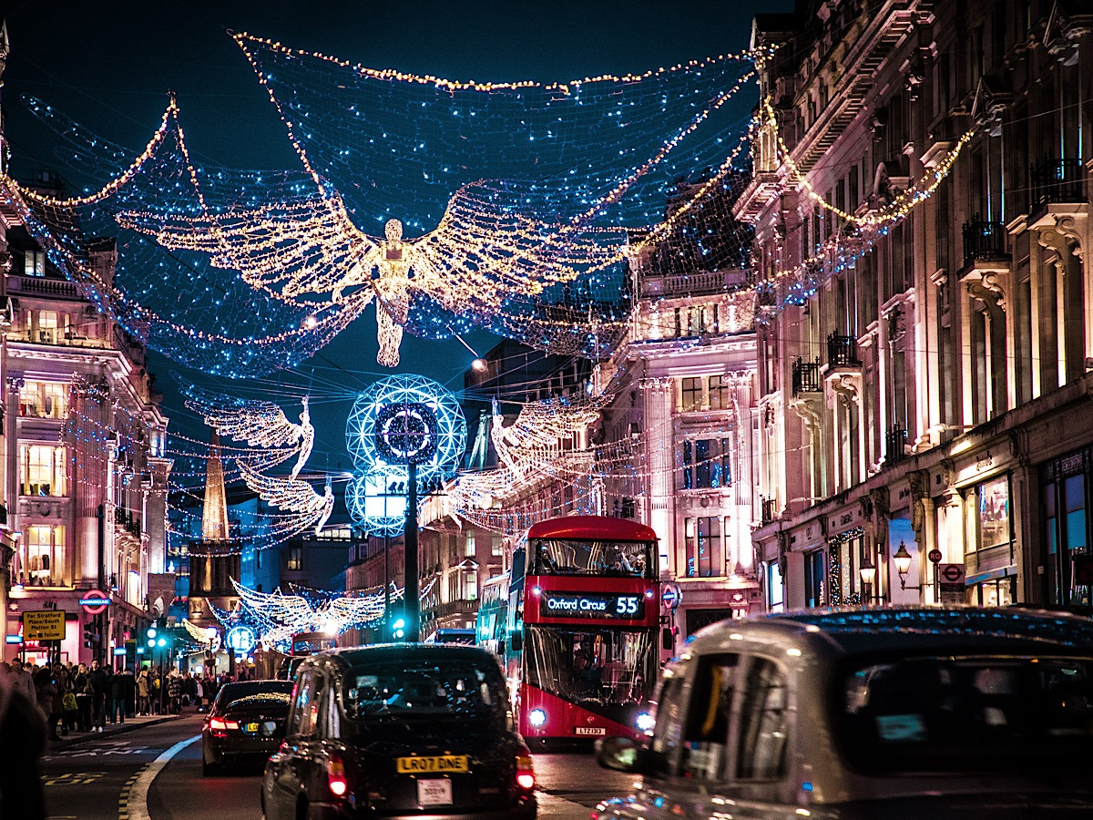 London 3 Must-Visit Christmas Markets