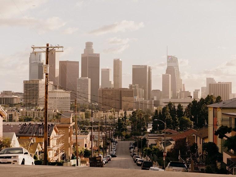 Los Angeles, North America