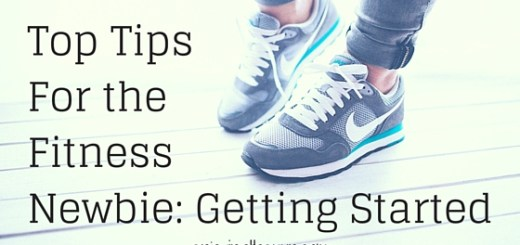 Check out some top tips for the fitness newbie from enjoyingtherun.com