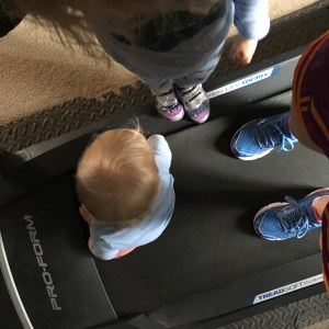 Treadmill attempt | Enjoying the Run