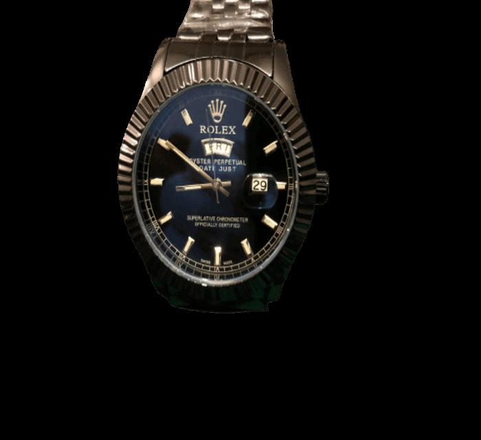 Rolex Oyster Perpetual (copy) watch (Black)