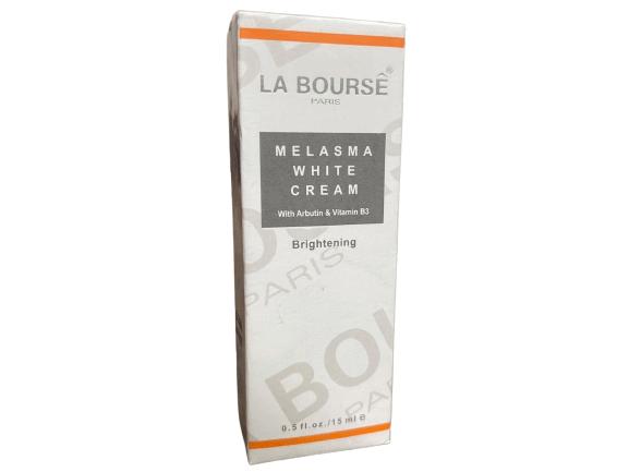 La Bourse Melasma White Cream