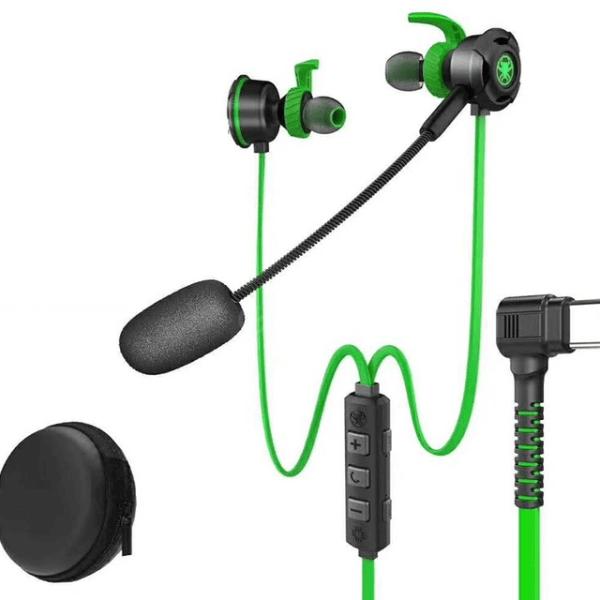 PLEXTONE G30 Type C Gaming Earphone with Microphone