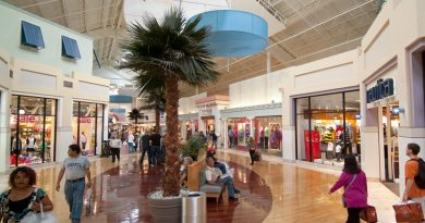 Sawgrass Mills. Foto: Sawgrass Mills &The Colonnade Outlets