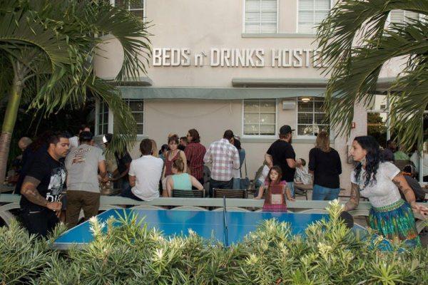Hostels em Miami Beach