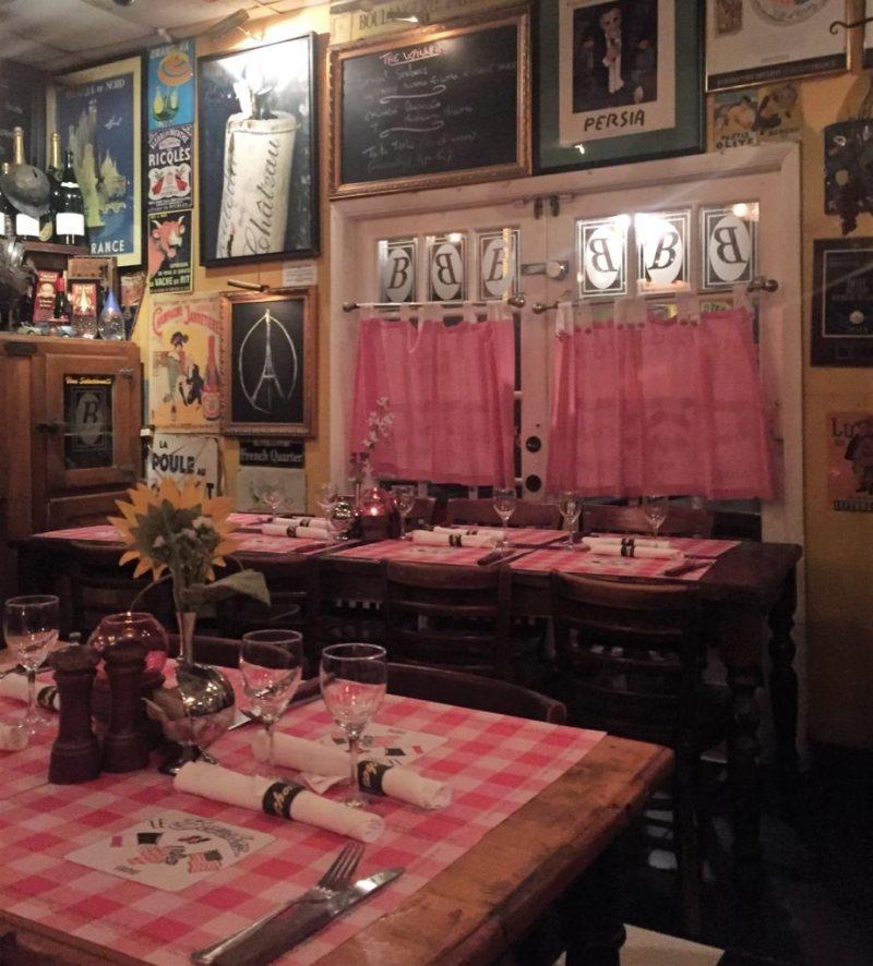 Restaurante francês em Miami