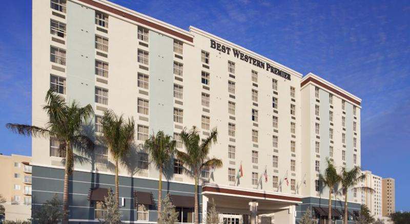 Foto de divulgação: Best Western Premier Miami International Airport