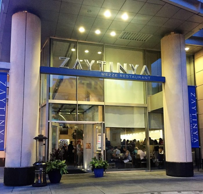 Restaurante Zaytinya em Washington D.C.