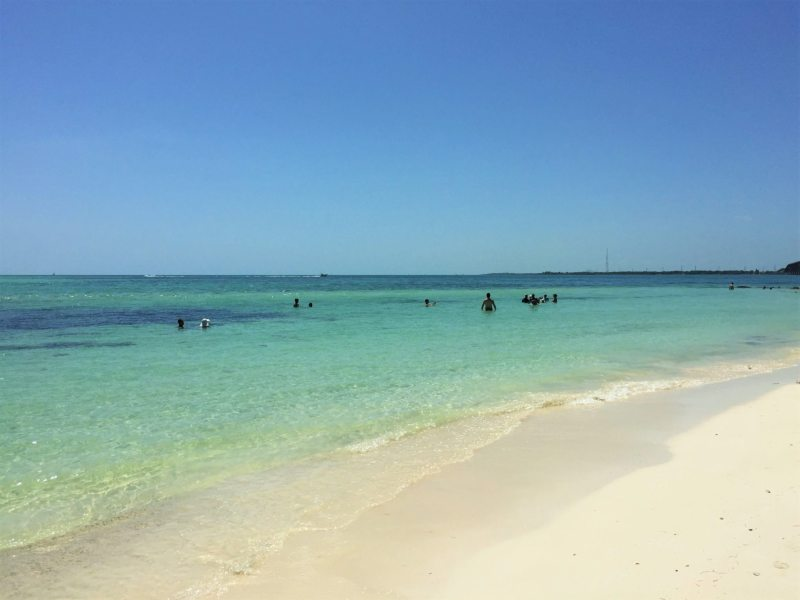 Praia do Bahia Honda State Park