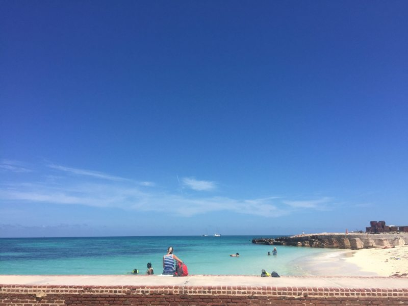 Dry Tortugas National Park. Enjoy Miami