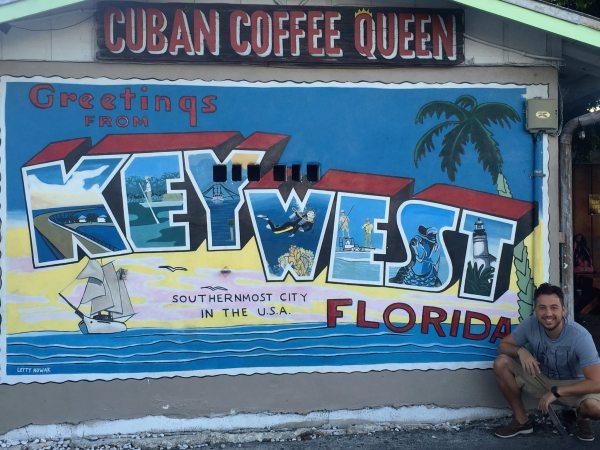 Key West depois do Irma