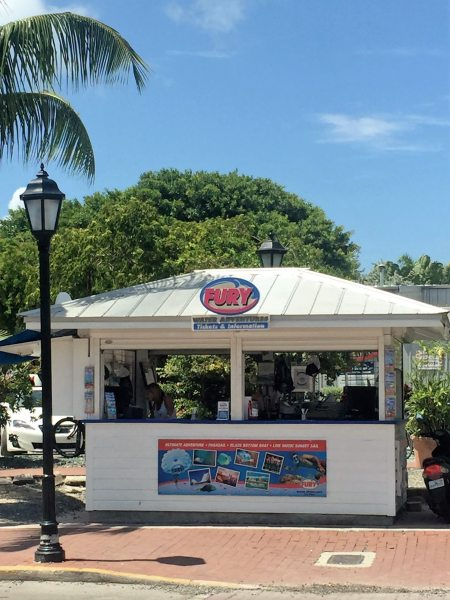 Empresa de passeios aquáticos Fury. Foto: Enjoy Miami