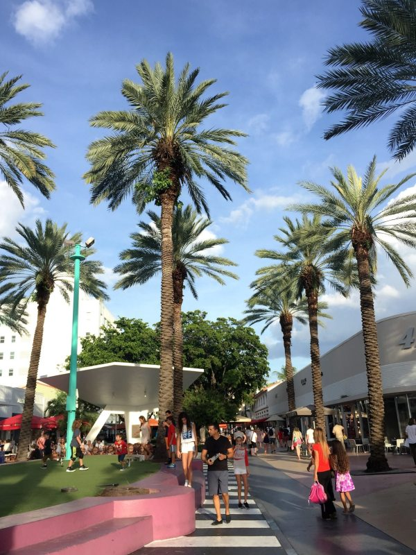 Lincoln Road. Foto: Enjoy Miami