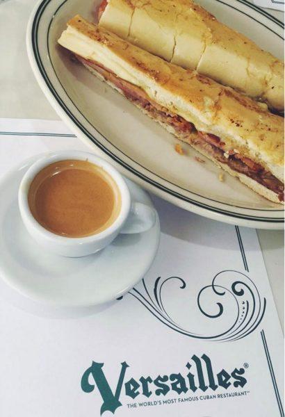 Sanduíche Cubano do Café Versailles.