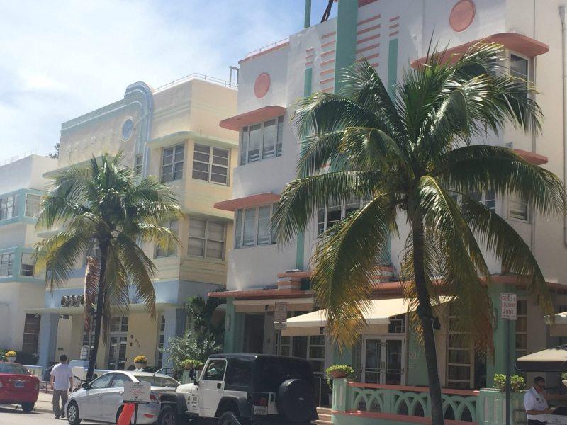 1 dia em Miami