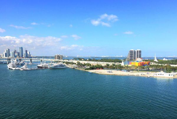 cruzeiros de Miami 2018