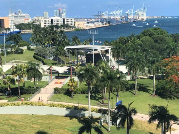shows no bayfront park