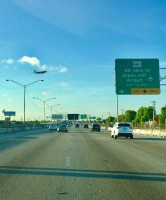 aluguel de carro em Miami