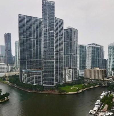 O que fazer em Miami com chuva
