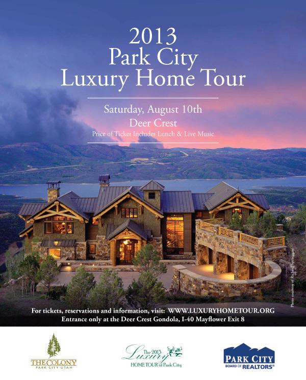 2013 Luxury Home Tour In Deer Crest