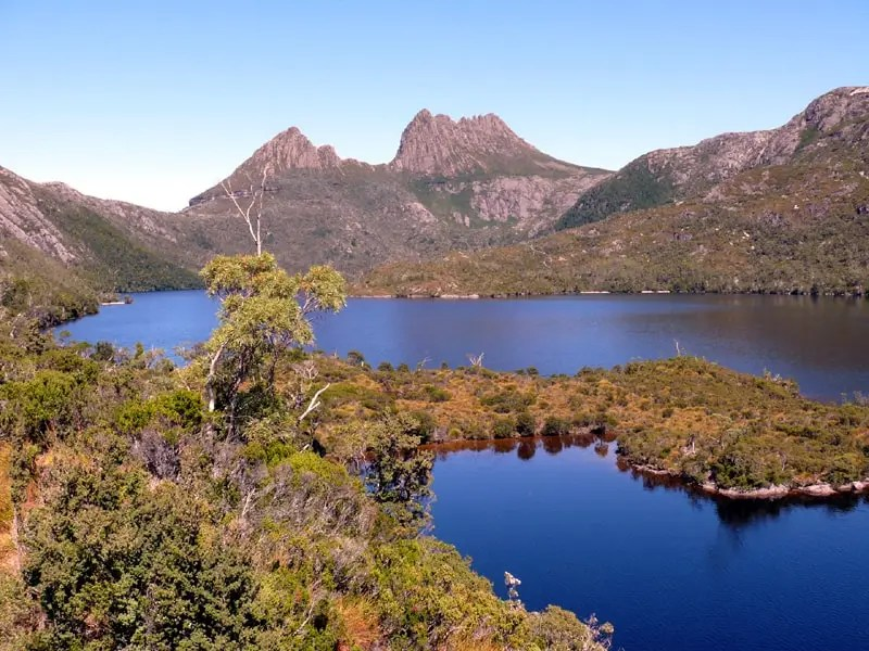 Cradle Mountain is one of Tasmania's most popular natural attractions