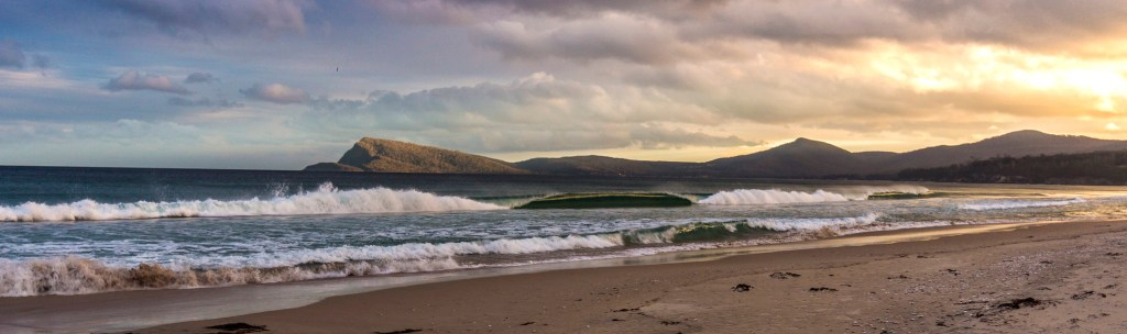 Bruny Island, just out of Hobart. Picture: Steve Penton