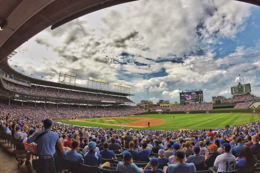 CubbiesGameWrigleyField