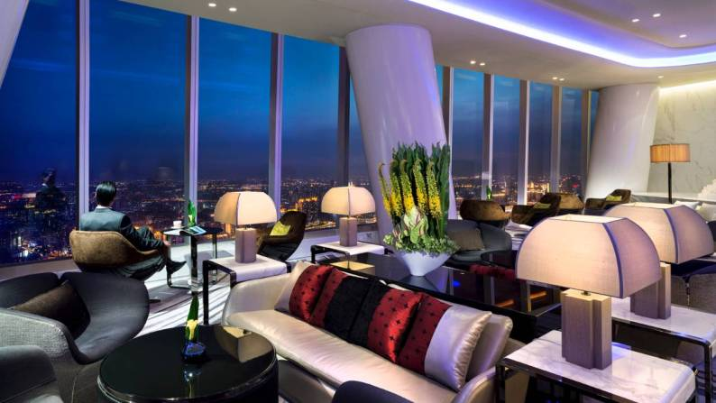 Club Lounge - Four Seasons Guangzhou