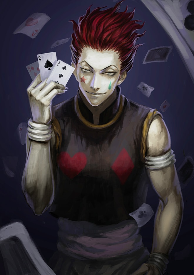 We have a lot of different topics like nature, abstract and a lot more. Hisoka Wallpaper - EnJpg