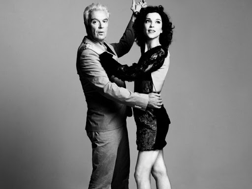 David Byrne and St. Vincent | NPR MUSIC LIVE